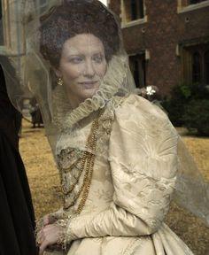 Cate Blanchett as Queen Elizabeth I inElizabeth: The Golden Age (2007).