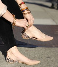really love these flats!! <3