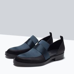SATIN MOCCASINS from Zara | NEED! 2 more days to bday ima buy this lulllz