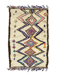 Moroccan Hand-Woven Rug by nuLOOM at Gilt