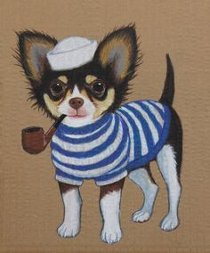 Nautical Chihuahua