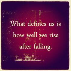 defines us
