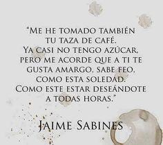 Desamor: Sabines