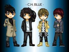 cnblue fan art - KPOP Fanart