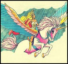 She-ra & Swiftwind
