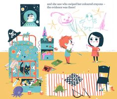 No Such Thing: spooky (not scary!) picture book - Boing Boing