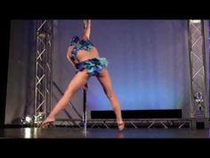 YUKARI - MISS POLE DANCE JAPAN 2012 WINNER