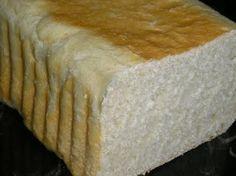 Un pedazo de pan: Pan de molde de semolina y quark