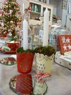 """Musgo, ramas de abeto y nuestros productos para una Navidad con mucho """"charme"""""""