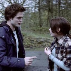 Edward : I'm going to take you to my place tommorrrow Bella : wait, like with your family ? Edward : yeah Bella : what if they dont like me ? Edward :so you're worried, not because you'll be in a house full of vampires, but because you think they wont approve of you ? Bella : I'm glad I amuse you.........