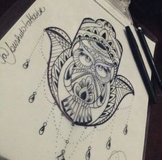 hamsa lotus tattoo - Pesquisa Google