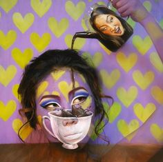 Korean Artist's Powerful Makeup Illusions Will Leave You Astounded