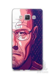 Capa Capinha Samsung A7 2015 Breaking Bad #6 - SmartCases - Acessórios para celulares e tablets :)