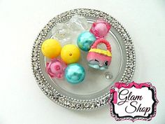 Shopkins Season 4 HANDBAG HARRIET Bracelet Kits by GlamShopBeads