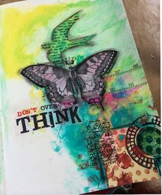 Annette's Creative Journey: Friday Follies, Art Journaling and CTMH Trunk Show