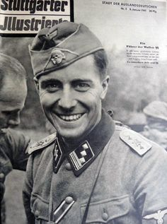 Waffen SS Standartenführer Joachim Peiper-SS#132,496-Unit:1'st Division LSSAH-Peiper had a willingness to advance at all cost,Peiper developed a reputation in the press as an outstanding leader,descriptions of his tactical skills propelled Peiper to become an icon of the Waffen-SS,Peiper was seen as an officer who obeyed orders without much discussion and expected the same from his men,Peiper's units always distinguished themselves in fighting,He was a competent,personally courageous…