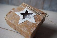 Teelichtverpackung, Unterm Weihnachtsbaum, Bild2,  gebastelt mit Produkten von Stampin' Up!