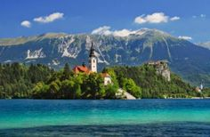 Lake Bled, Julian Alps, Slovenia - 10 Top Places To Visit In Hot Summer – Best Tourist Spots The Places Youll Go, Great Places, Places To Visit, Places To Travel, Travel Destinations, Bled Slovenia, Julian Alps, Travel Blog, Lake Bled