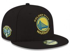 ee4dbad9950 Golden State Warriors GSW 73-9 Collection 59Fifty Fitted Cap