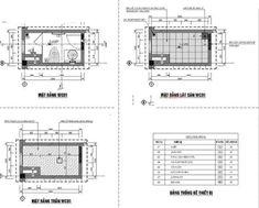 Các lớp cấu tạo sàn khu nhà vệ sinh #diendanxaydung Knowledge, Floor Plans, Floor Plan Drawing, House Floor Plans, Facts