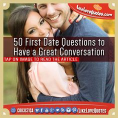 50 First Date Questions to Have a Great Conversation First dates may seem like a task for few. It is very important to start it with a pleasant introduction followed by a healthy conversation or it may turn out to be a disaster. Passing compliments is a good way to let the other person know […]