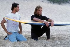 Point Break (1991) Keanu Reeves and Patrick swayze