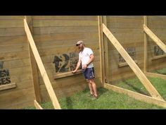▶ How to climb a 10 foot wall - YouTube