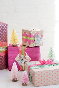 15 UNIQUE GIFT WRAP IDEAS FOR CHRISTMAS | Bespoke-Bride: Wedding Blog