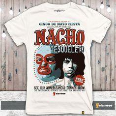 Nacho Libre | Marfim | Masculina