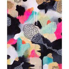 New Abstracts | Lisa Congdon