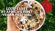 Discover veganism beyond fruits and vegetables and see why it's become so popular at the first-ever vegan lifestyle festival that takes place at the Khanyisa Waldorf School on 13 October 2018 from to 13 October, Vegan Lifestyle, Veganism, Fruits And Vegetables, Cape Town, Acai Bowl, Plant Based, Popular