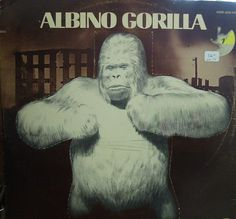 Dancing With The Gorilla: Gorilas en portadas de Discos