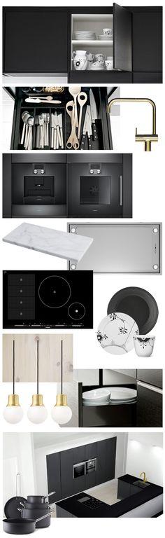 Stylizimo / Kitchen planning // #Architecture, #Design, #HomeDecor, #InteriorDesign, #Style