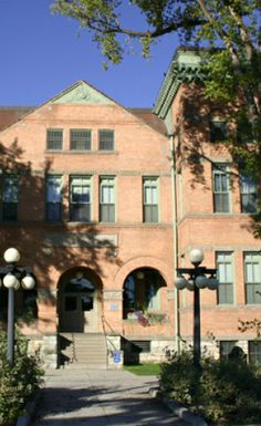 The Museum at Central School in Kalispell, Montana | glaciermt.com