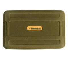 Flambeau 2416CR Blue Ribbon Fly Box 4 1//2  x 3  x 1 1//2 Ripple Foam Compartments