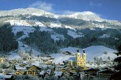 first time I skied Hopfgarten Im Brixental, Tirol Austria, Away We Go, Us Travel, Switzerland, Skiing, December, Around The Worlds, Europe