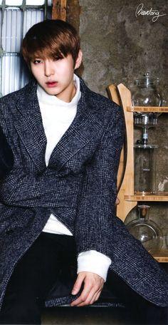 Leo ♡ #VIXX // 10+Star Magazine
