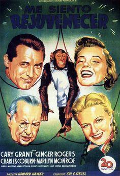 """""""Monkey Business"""" (1952) Director: Howard Hawks."""