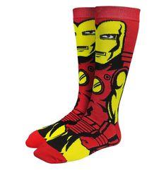 Iron Man Herren s Comfort Running Socken