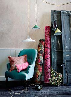 Floral Inspiration // Цветно вдъхновение | 79 Ideas
