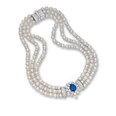 Vintage Harry Winston Necklaces | Harry Winston jewelry @ Sotheby's. Magnificent Jewels & Jadeite, Hong ...