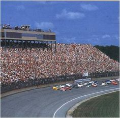 Michigan Speedway  Jackson, Michigan