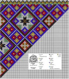 Cross Stitch Charts, Cross Stitch Designs, Loom Beading, Bronze, Embroidery, Beads, Crystals, Crochet, Pattern