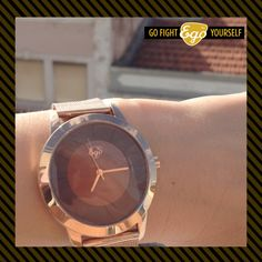 Lovely Ego Peace #egowatches #gofightyourself #watches #peace