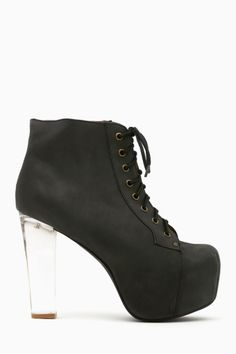 Nasty Gal - New & Vintage Clothing  If only these didnt make me 10ft tall