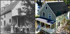 This is a 104 year old home in Ann Arbor, MI that was remodeled to be NET POSITIVE ENERGY!