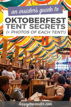 Oktoberfest Tents An Honest Guide (w/ Photos!) An epic guide to all the Oktoberfest tents in Munich, Germany. A must-read for anyone looking for Oktoberfest tips and having the best Oktoberfest party imaginable! Oktoberfest Party, Oktoberfest Outfit, Oktoberfest Hairstyle, Munich Oktoberfest, Best Part Of Me, The Best, Secret Photo, Cool Tents, Happy Party