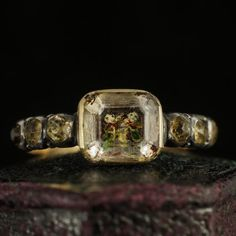 Stuart crystal takes it's name from the rock crystal jewelry worn by…
