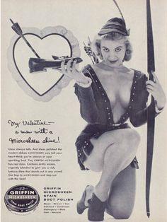 The Sleazy Microsheen Shoe Polish Ads