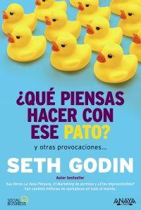 El aclamado gurú del marketing Seth Godin es autor de varios bestseller; sin embargo alcanzó su notoriedad por los post que publica cada día...